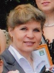 Руководитель клуба, Егорова Галина Викторовна